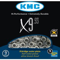 KMC X9-93 9 Speed Chain Chains