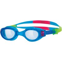 Zoggs Little Phantom Kids Goggles Junior Swimming Goggles