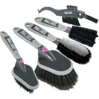 Muc-Off 5 Cleaning Brush Set Bike Cleaner
