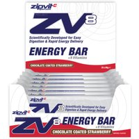 ZipVit Sport ZV8 Chocolate Coated Energy Bars 20 x 55g Energy & Recovery Food