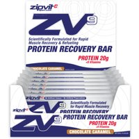 ZipVit Sport ZV9 Chocolate Coated Protein Bars 15 x 65g Energy & Recovery Food