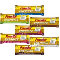 PowerBar Energize Energy Bar (25 x 55g) Energy & Recovery Food