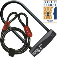 Abus Sinus Plus D-Lock and Cable Set D Locks