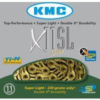 KMC X11-SL Gold 11 Speed Chain Chains
