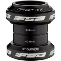 FSA Orbit MX Black 1 1/8 Aheadset Headsets