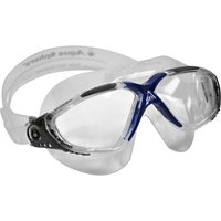 Aqua Sphere Vista Goggles with Clear Lens Adult Swimming Goggles