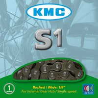 KMC S1 Brown 1/8 Chain with 112 Links   Chains