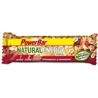 PowerBar Natural Cereal Energy Bar - 24 x 40g Energy & Recovery Food
