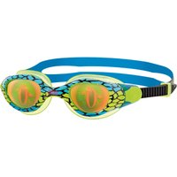 Zoggs Sea Demon Hologram Junior Goggles Junior Swimming Goggles