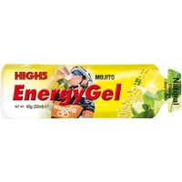 High5 EnergyGel Mojito (20 x 38g) - Wiggle Exclusive Energy & Recovery Gels