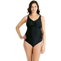 Speedo Womens Grace U-Back Maternity Swimsuit Adult Swimwear