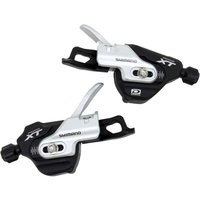 Shimano XT M780 10 Speed Rapidfire Pods - I Spec B Gear Levers & Shifters