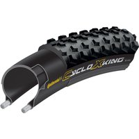 Continental Cyclo X King RaceSport Folding CX Tyre Cyclocross Tyres