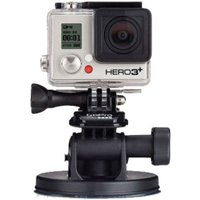 GoPro Suction Cup Mount for Hero Cameras Helmet Cameras