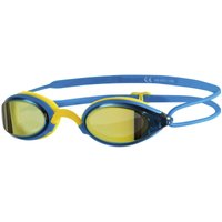 Zoggs Fusion Air Gold Mirror Goggles Adult Swimming Goggles