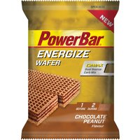 PowerBar Energize Wafer Bar (12 x 40g) Energy & Recovery Food