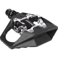 LifeLine Essential Hybrid Touring Pedals - SPD Compatible Clip-In Pedals