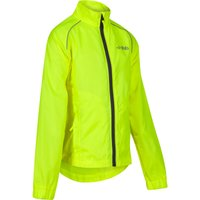 dhb Kids Hi Viz Jacket Cycling Windproof Jackets
