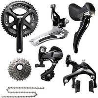 Shimano 105 5800 Groupset Groupsets & Build-kits