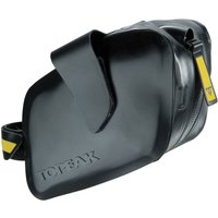 Topeak DynaWedge Weatherproof Small Saddle Bag and Strap Saddle Bags