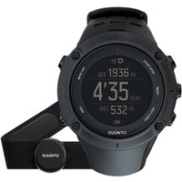 Suunto Ambit 3 Peak Black with HRM Outdoor GPS Units