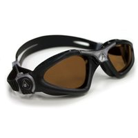 Aqua Sphere Kayenne Goggles - Polarized Lens Adult Swimming Goggles