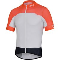 POC Essential AVIP Printed Light Jersey Short Sleeve Cycling Jerseys