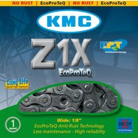 KMC Z1X Ept Single Speed Chain Chains