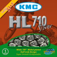 KMC HL710 Half Link Single Speed Chain Chains