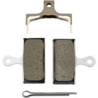 Shimano G02A-R Resin Disc Brake Pads and Springs Disc Brake Pads