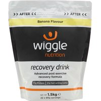 Wiggle Nutrition Recovery Drink (1.5kg) Energy & Recovery Drink