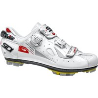 Sidi Dragon 4 SRS Carbon MTB Shoe (Mega/Wide Fit) Offroad Shoes