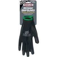 Finish Line Mechanic Grip Gloves Workshop Tools