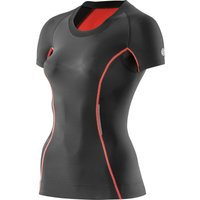 SKINS Women's Pacer A200 Top Short Sleeve   Compression Base Layers