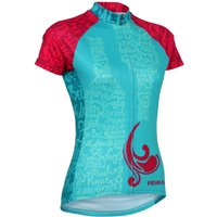 Primal Womens Lush Short Sleeve Jersey Short Sleeve Cycling Jerseys