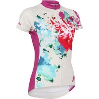 Primal Womens Impression Short Sleeve Jersey Short Sleeve Cycling Jerseys