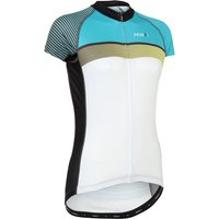 Primal Womens Exclusive Frequency Evo Jersey Short Sleeve Cycling Jerseys