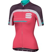 Sportful Womens Gruppetto Jersey Short Sleeve Cycling Jerseys