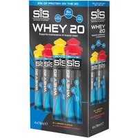 Science in Sport WHEY20 4 Pack Energy & Recovery Food