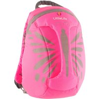LittleLife Butterfly Hi-Vis Kids Action Pack Rucksacks