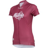 Maloja Womens HollyM. Short Sleeve Jersey Short Sleeve Cycling Jerseys