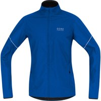 Gore Running Wear WINDSTOPPER Active Shell Partial Jacket Running Windproof Jackets