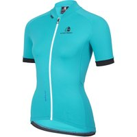 Etxeondo Womens Entzuna Short Sleeve Jersey Short Sleeve Cycling Jerseys