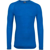 Icebreaker Everyday Long Sleeve Crewe Baselayer Tops