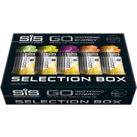 Science in Sport GO Isotonic Energy Gel Selection Box (20 x 60ml) Energy & Recovery Gels