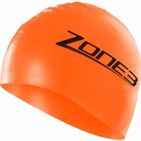 Zone3 Silicone Swimming Cap   Swimming Caps