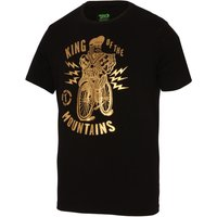 Stolen Goat King of the Mountains T-Shirt T-shirts