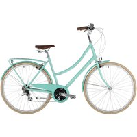 Bobbin Brownie Luxe St Ives Green Hybrid & City Bikes