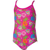 Zoggs Girls Carnival Yaroomba Floral (AW16) Childrens Swimwear