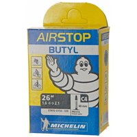 Michelin C4 AirStop Butyl MTB Bike Tube Inner Tubes